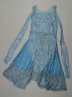 Evening Dress by Nina Foley - 1924