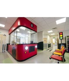 IBI Group has completed a £4million refurbishment and expansion of the accident and emergency services at The Royal Oldham Hospital to include dedicated paediatric facilities.