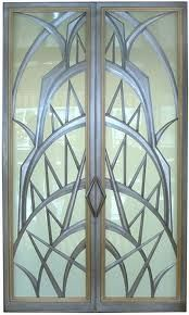 Art Deco Door. @designerwallace