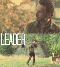 Rick, Grimes, The Walking Dead
