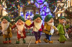 Mickey's Once Upon A Christmastime Parade Brings Holiday Cheer to Magic Kingdom Park  tami@goseemickey.com