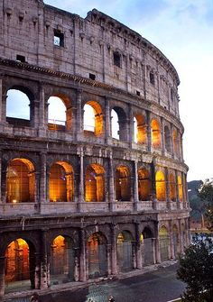 Italy Travel Inspiration - Rome: Colosseum