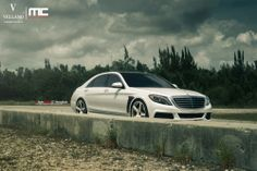Beautiful Mercedes Benz S550 sitting on a stunning set of custom cet and finished One Piece Lightweight Forged Wheels   Vellano VM06 Monoblock   Let us know what you guys think.