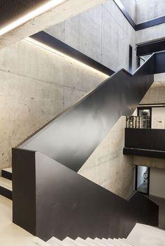 Laboratori Chimici UNICO - Picture gallery #architecture #interiordesign #staircase