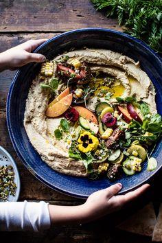 Farmers Market Hummus.