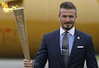 David Beckham to promote the Samsung Galaxy Note