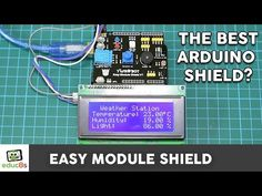 The Arduino platform revolutionized the way we do projects. In this article, I am going to show you the top 10 Arduino shields that can expand the capabilities of your Arduino board. These shields will allow you to build fantastic projects quickly. Let's get started. 1. Easy Module Shield In my opinion, this is the …