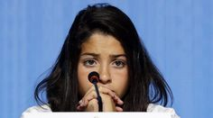O Senhorense:  Atleta refugiada nadou mais de três horas para sa...