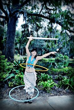 Psyche Springs Hula Hoops