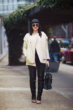 Elina  #Jackets #Sunglasses #Sandals