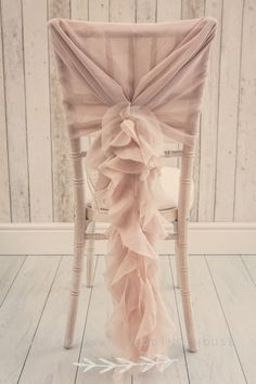Wedding chair decorations - Custom Made 2017 Blush Pink Ruffles Chair Covers Vintage Romantic Chair Sashes Beautiful Fashion Wedding Decorations 02 Wedding Chair Sashes, Wedding Chair Decorations, Wedding Chairs, Wedding Themes, Wedding Table, Wedding Styles, Wedding Ideas, Wedding Chair Covers, Wedding Reception