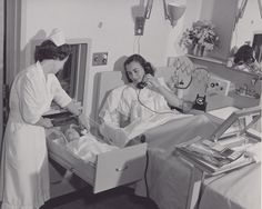 baby in drawer 1953.