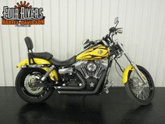 2011 Harley-Davidson® FXDWG - Dyna Glide® Wide Glide® Stock: 4294 | Four Rivers Harley-Davidson® | (800) 790-5636 | 3005 Old Husbands Rd | Paducah, KY 42003 Print View