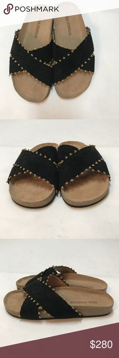 Ulla Johnson Babette Handloom Slide Sandal Brand new in box Ulla Johnson Shoes Sandals