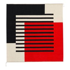 Ruth Malinowski Large Textile Art, Signed, 1990 - The Exchange Int Abstract Geometric Art, Geometric Shapes, Bauhaus Textiles, Quilt Modernen, Textile Artists, Vintage Signs, Graphic Art, Design Art, Tapestry