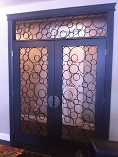 Doors grill work and handles by forza metal www.forzametal.com Door Grill, Custom Design, Furniture Design, Doors, Metal, Home Decor, Decoration Home, Room Decor, Metals