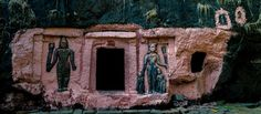 Sita Mata cave at Anjaneri fort. Life Is An Adventure, Temples, Cave, Lord, Caves
