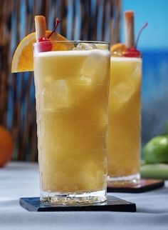 2012 Summer Olympics Cocktails
