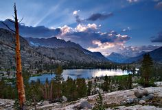 Pacific Crest Trail Arrowhead Lake