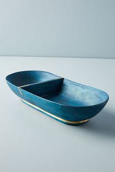 Slide View: 1: Wood Condiment Tray