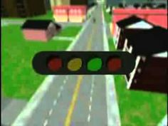 Intersections: A computer generated video which demonstrates and explains the correct risk-reduction techniques for dealing with intersections - the approach. Drivers Ed, Dorm, Safety, College, Education, Cars, Dormitory, Security Guard, University