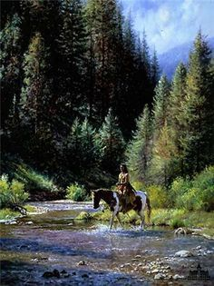 """""""Shallow Crossing"""" by Martin Grelle - Google Search"""