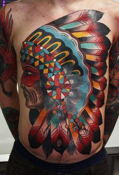 Tattoos by Chris Marchetto