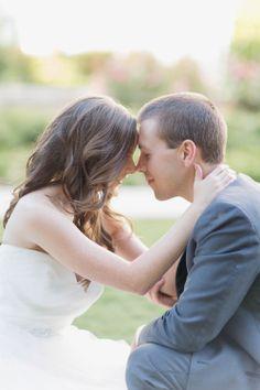 lovely outdoor wedding photos