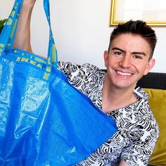 No... Im not the proud owner of Balenciagas blue bag  any guesses whats just gone live over on YouTube