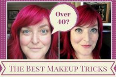 Make up tricks for women over 40... #makeup #cosmetics #over40