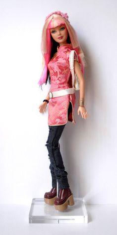 Barbie Fashion Fever Japanese Tokyo Pop Harajuku Street Style   eBay