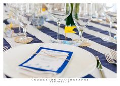 Nautical Rehearsal Dinner at 41 North » Creating Couture Parties :: Party Blog