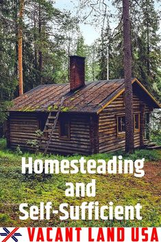 A beginners guide to homesteading-you don't even need to buy land to start! Start immediately, create the perfect small homestead then scale up later Homestead Survival, Survival Tools, Camping Survival, Subsistence Agriculture, Self Sufficient, Going Off The Grid, Abandoned Property, Vacant Land, Survival Shelter
