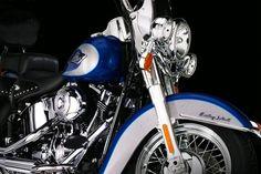 #Harley-Davidson Heritage Softail Classic