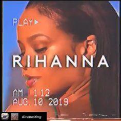 #Rihanna Badass Aesthetic, Black Girl Aesthetic, Aesthetic Movies, Music Aesthetic, Aesthetic Images, Aesthetic Videos, Rihanna Video, Rihanna Riri, Music Mood