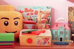 kid room vintage