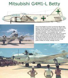 Mitsubishi G4M1-L Betty .
