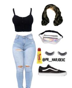 Boujee Outfits, Baddie Outfits Casual, Swag Outfits For Girls, Cute Teen Outfits, Teenage Girl Outfits, Cute Comfy Outfits, Dope Outfits, Teen Fashion Outfits, Simple Outfits
