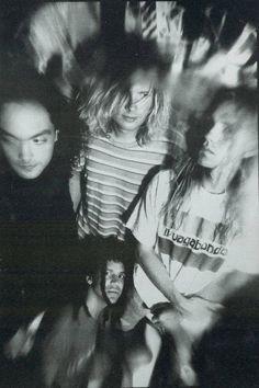 Love Battery - Bruce Fairweather, Dan Peters, Jason Finn and Jim Tillman.