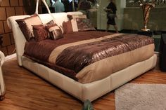 This would be perfect against that accent wall in the sleeping quarters..