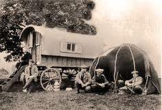 New Forest gypsies