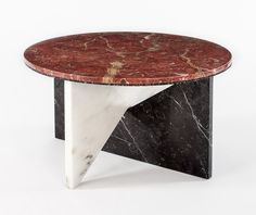 Affordances No. - Matter-Made Night table next to bed? dia (other marble species available) Marble Furniture, Find Furniture, Home Furniture, Furniture Design, Geometric Furniture, Coffee And End Tables, Marble Art, Home Accessories, Interior Design