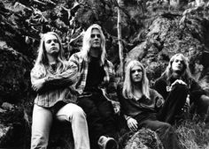 A young Amorphis....
