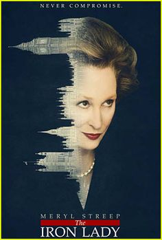 The Iron Lady-Meryl Streep was incredible! 2011