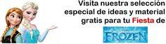 Libro de Actividades de Frozen para Imprimir Gratis. | Ideas y material gratis para fiestas y celebraciones Oh My Fiesta!