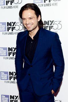 Sebastian so adorable <3
