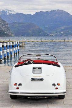 Porsche 356A Carrera 1500 Speedster
