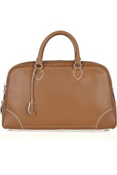 Marc Jacobs|The Venetia leather bowling bag|NET-A-PORTER.COM