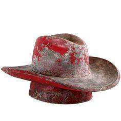 Vintage Cast Aluminum French Hat Mold