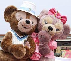 Duffy & Shellie May at Disney Sea (Tokyo) #Duffy #ShellieMay #DisneyBearsDisneyParks